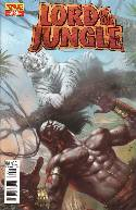Lord of the Jungle #8 Parrillo Cover [Comic] THUMBNAIL