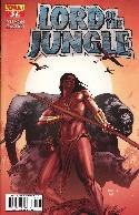 Lord of the Jungle #7 Renaud Cover [Comic] THUMBNAIL