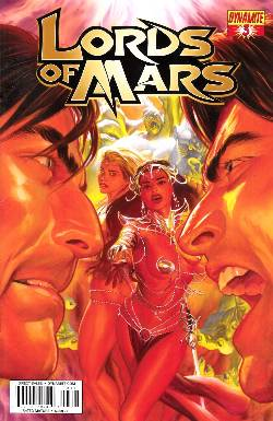 Lords of Mars #3 Ross Cover [Comic] LARGE