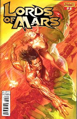 Lords of Mars #2 Ross Cover [Comic] LARGE