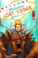 Lost Vegas #3 Cover A- Lee [Comic]
