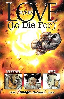 Love Stories to Die For #1 Cover B- Gieni [Comic] LARGE