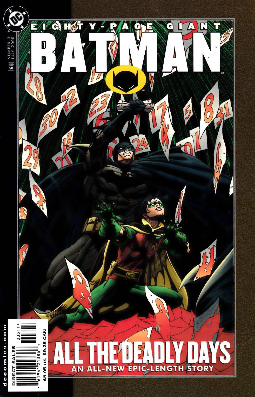 Batman 80 Page Giant #3 Fine (6.0) [DC Comic] THUMBNAIL