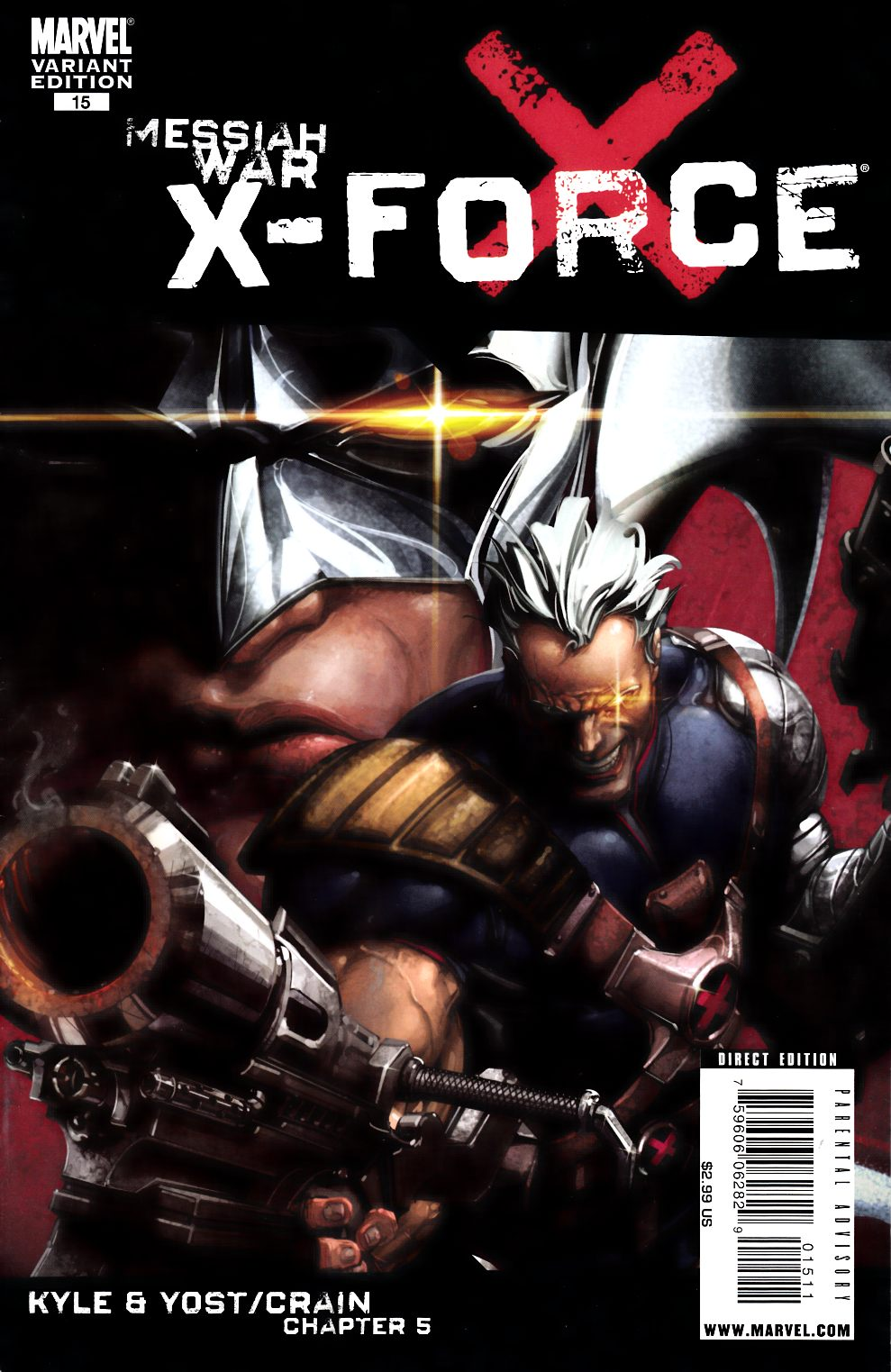 X-Force #14 Cover B Fine (6.0) [Marvel Comic] THUMBNAIL