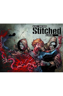 Stitched #14 Wrap Cover [Comic] THUMBNAIL