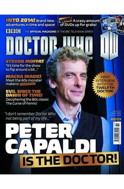 Doctor Who Magazine #474 [Magazine] LARGE