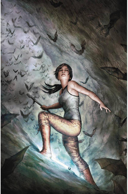 Tomb Raider 2016 #4 [Dark Horse Comic] THUMBNAIL