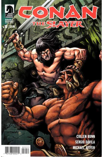 Conan the Slayer #10 [Dark Horse Comic] THUMBNAIL