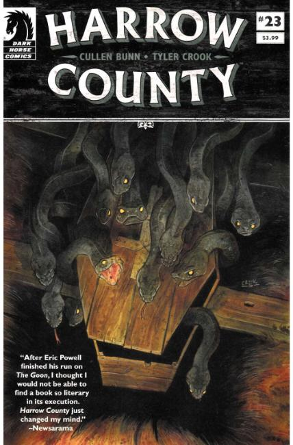 Harrow County #23 [Dark Horse Comic] THUMBNAIL