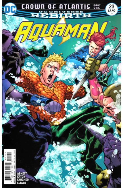 Aquaman #23 [DC Comic]