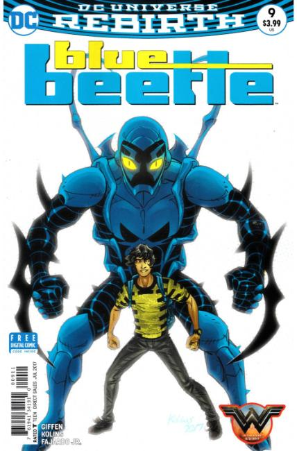 Blue Beetle #9 [DC Comic]
