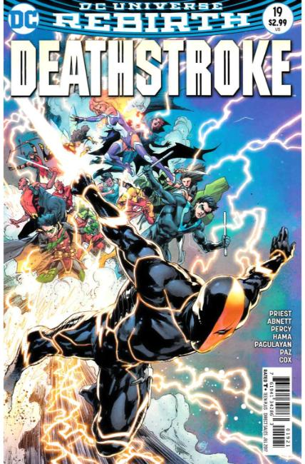 Deathstroke #19 Reis Variant Cover [DC Comic]_LARGE