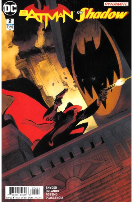 Batman The Shadow #2 Sale Variant Cover [DC Comic]_THUMBNAIL