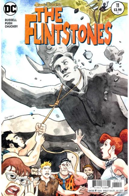 Flintstones #11 [DC Comic] LARGE