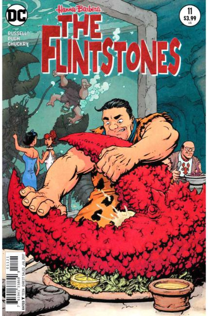 Flintstones #11 Burnham Variant Cover [DC Comic]_LARGE