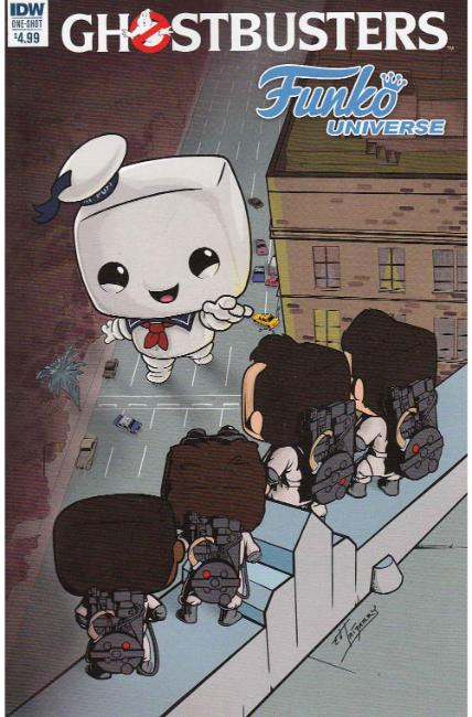 Ghostbusters Funko Universe (One Shot) [IDW Comic] THUMBNAIL