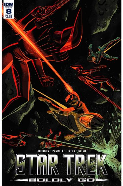 Star Trek Boldly Go #8 [IDW Comic] THUMBNAIL