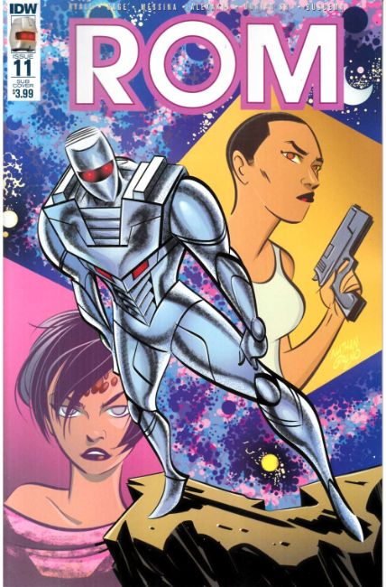 Rom #11 Subscription Cover A [IDW Comic]_LARGE