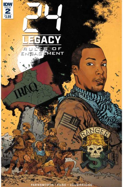 24 Legacy Rules of Engagement #2 [IDW Comic] THUMBNAIL