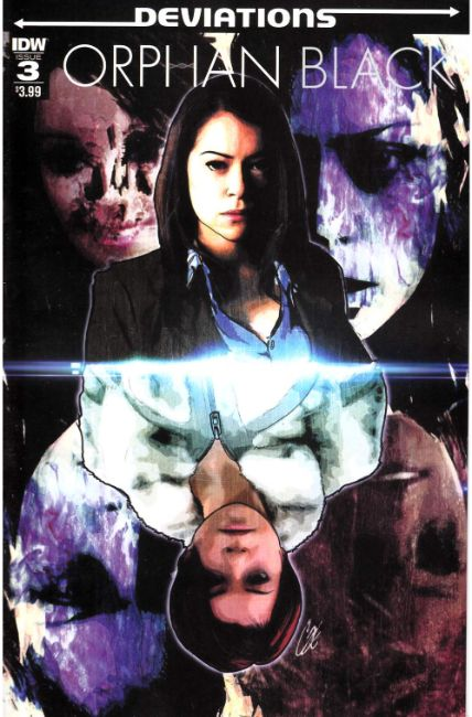 Orphan Black Deviations #3 [IDW Comic]