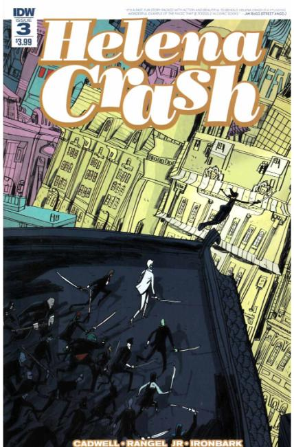 Helena Crash #3 [IDW Comic] LARGE