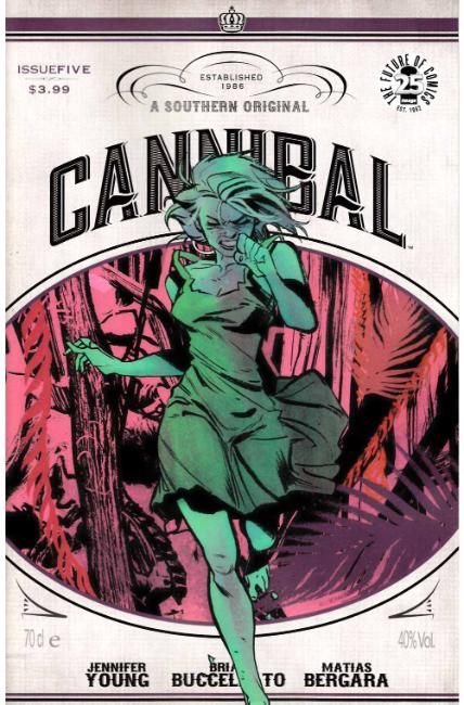 Cannibal #5 [Image Comic] THUMBNAIL