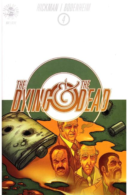 Dying and the Dead #4 [Image Comic] THUMBNAIL