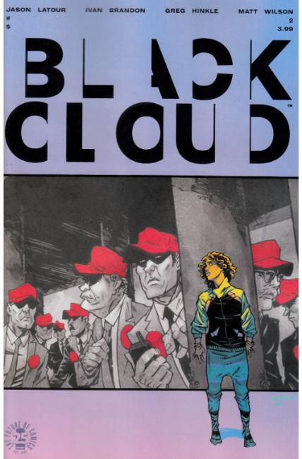 Black Cloud #2 Cover A [Image Comic] LARGE