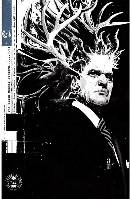 Black Monday Murders #6 [Image Comic] THUMBNAIL