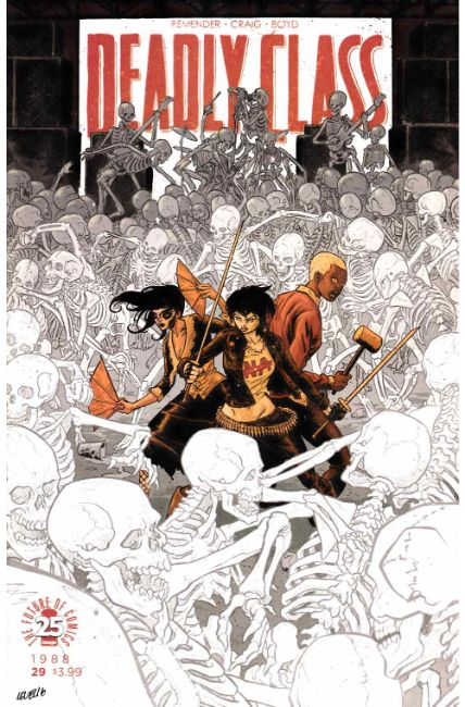 Deadly Class #29 Cover B [Image Comic]