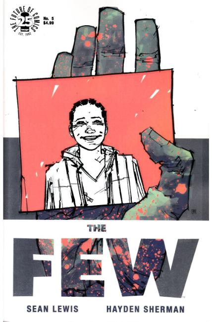 Few #5 Cover A [Image Comic]