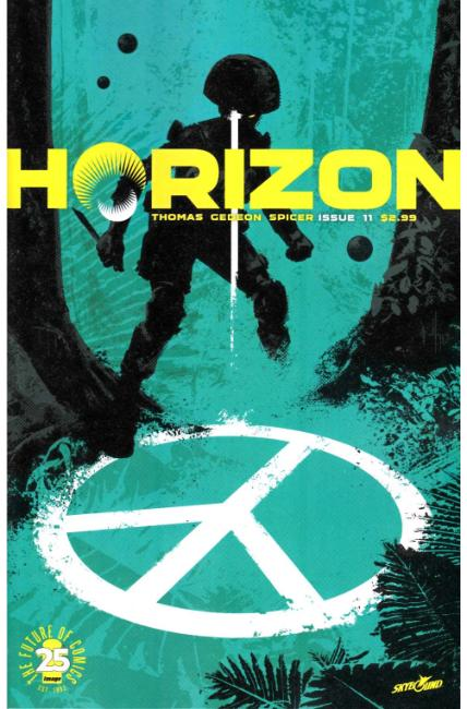 Horizon #11 Cover A [Image Comic] THUMBNAIL