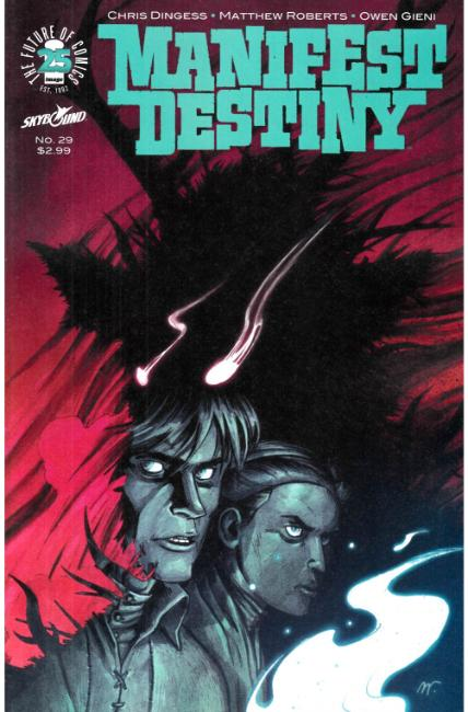 Manifest Destiny #29 Cover A [Image Comic] LARGE