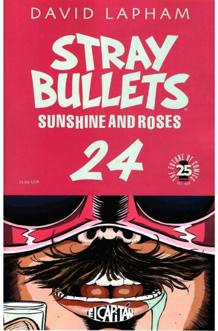 Stray Bullets Sunshine & Roses #24 [Image Comic] THUMBNAIL