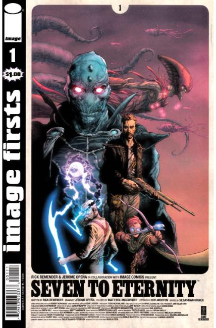 Image Firsts Seven to Eternity #1 [Image Comic] THUMBNAIL