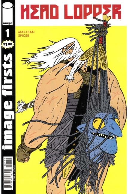 Image Firsts Head Lopper #1 [Image Comic]
