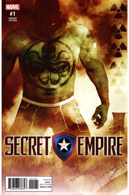 Secret Empire #1 Sorrentino Hydra Heroes Variant Cover [Marvel Comic]_THUMBNAIL