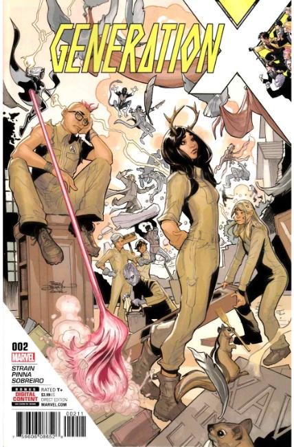 Generation X #2 [Marvel Comic]