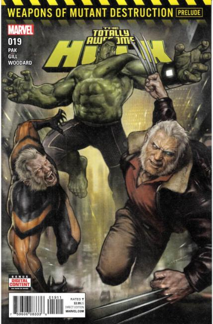 Totally Awesome Hulk #19 [Marvel Comic]