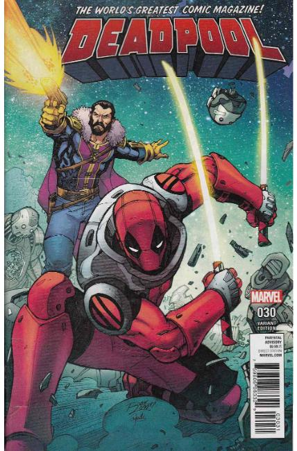 Deadpool #30 Lim Variant Cover [Marvel Comic]_LARGE