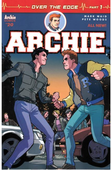 Archie #20 Cover A [Archie Comic]