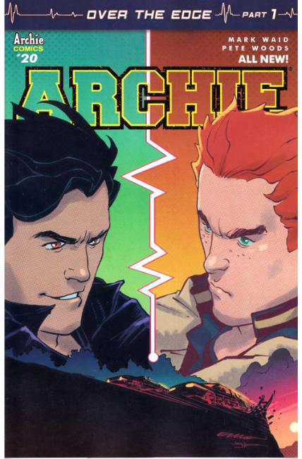 Archie #20 Cover B [Archie Comic]