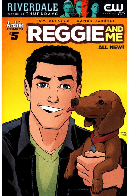 Reggie and Me #5 Cover A [Archie Comic] THUMBNAIL
