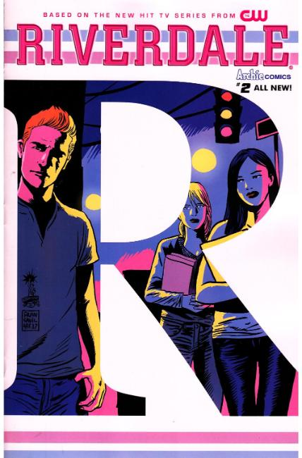 Riverdale (Ongoing) #2 Cover A [Archie Comic] LARGE
