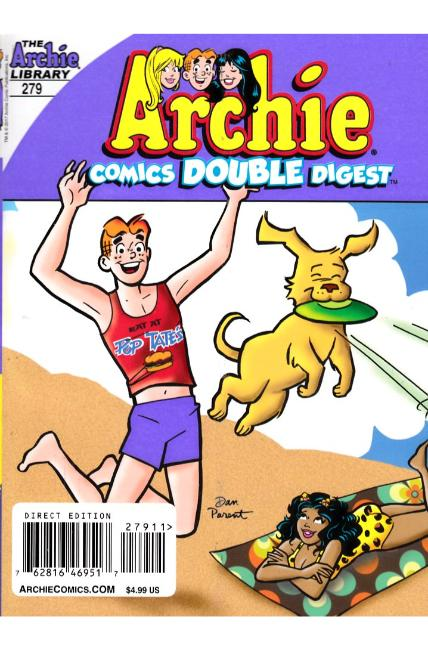 Archie Comics Double Digest #279 [Archie Comic] LARGE