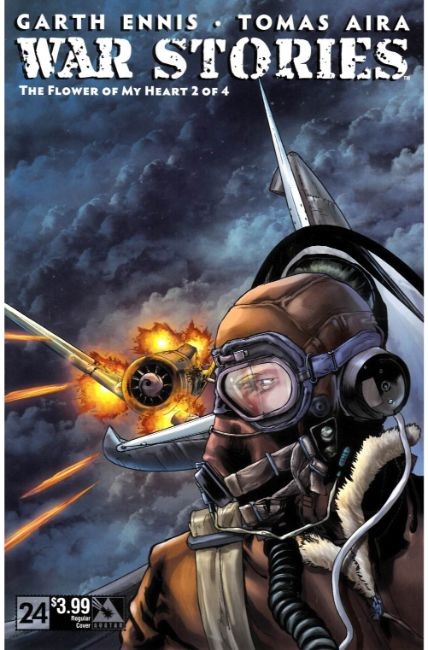 War Stories #24 [Avatar Press Comic] THUMBNAIL
