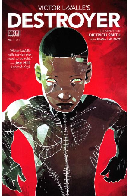 Victor Lavalle Destroyer #1 Cover A [Boom Comic]