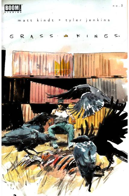 Grass Kings #3 Cover A [Boom Comic]