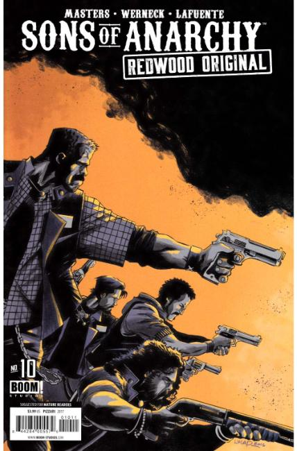 Sons of Anarchy Redwood Original #10 [Boom Comic] THUMBNAIL