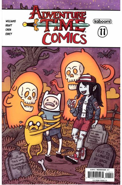Adventure Time Comics #11 [Boom Comic]